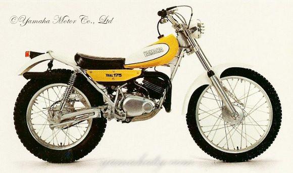 yamaha enduro 50 1978