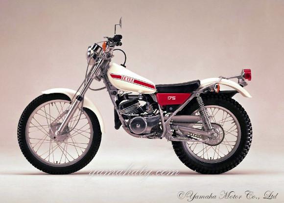 yamaha ty 125 and 175 rh yamahaty com 1974 Yamaha DT360 Specs Yamaha 1986 RM125