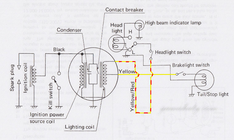 Diagram  Yamaha Ty 250 Wiring Diagram Full Version Hd