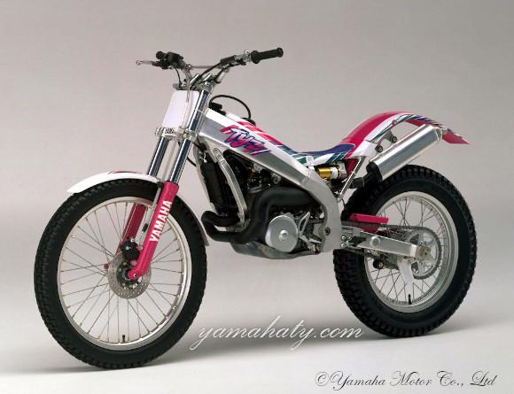 YAMAHA TY 250 Mono-shock