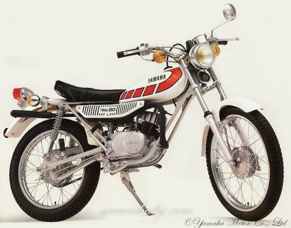 Yamaha Ty 50 And 80