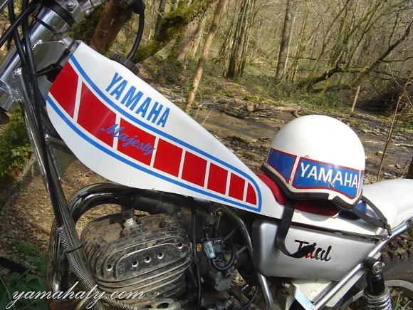 Yamaha Ty